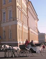 Limousinen Service in Sankt Petersburg