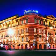Radisson SAS Royal Hotel 5*, Sankt Petersburg, Rußland