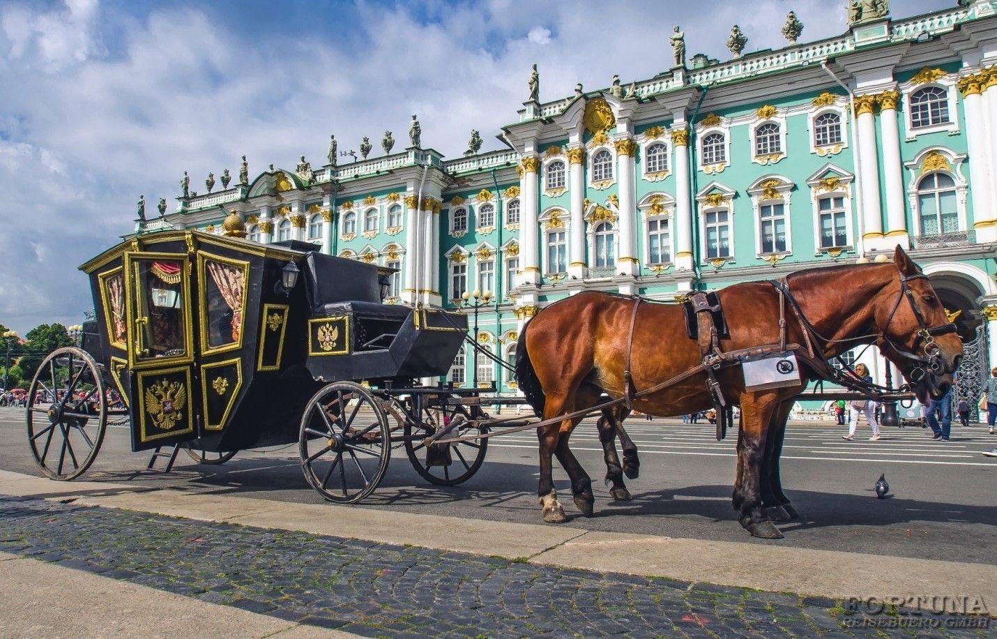 """Kreuzfahrtausflug in St. Petersburg """"Kultur und Geschichte"""""""