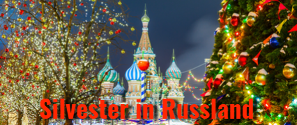 SILVESTER 2019 IN RUSSLAND