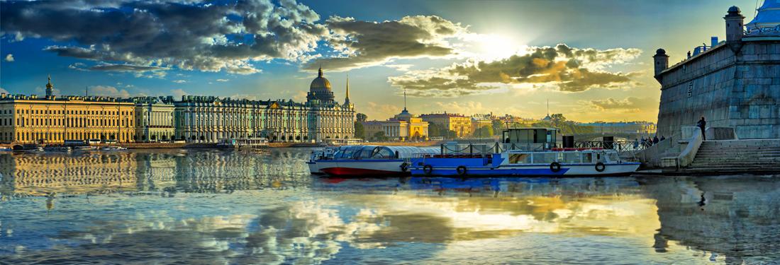 Uhrzeit In St. Petersburg